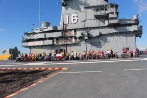 2014 Corpus USS Lexington