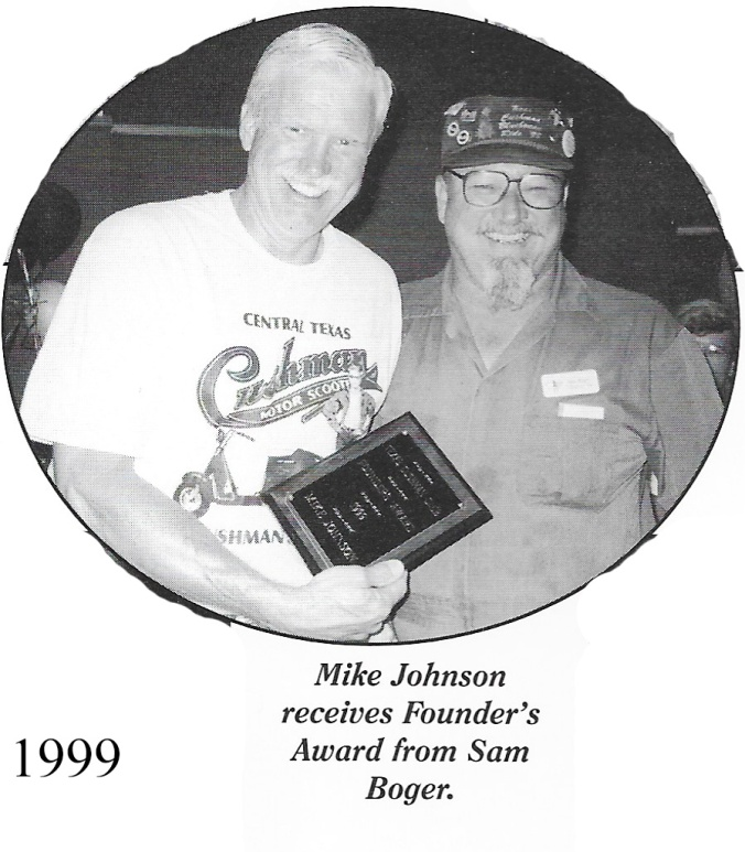 1999 Founder Mike Johnson