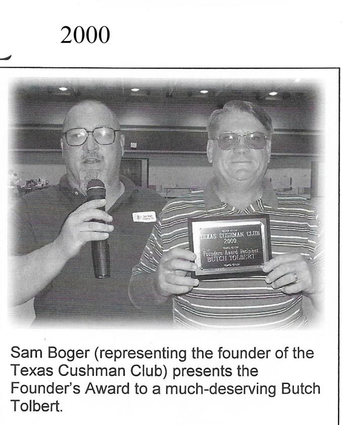 2000 Founder Tolbert