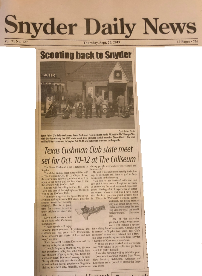 Snyder paper